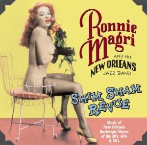 Album cover featuring Blaze Starr.
